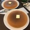 老舗洋菓子店の限定パンケーキ|銀座ウエスト青山ガーデン/ベイカフェヨコハマ