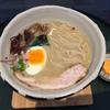 ORIBE(豊橋市)~焼麦香る~ 鶏白湯麺 ver2  850円