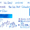 #0913 the Ink Vent Calender Polar Glow