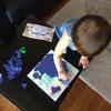 2歳の誕生日パーティー準備