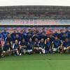 第7回アフリカ開発会議(TICAD 7)親善サッカー試合に出場しました、