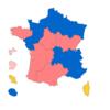 フランス地域圏(州)議会選挙、最終結果と前回との比較