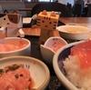 函館市 湯の川プリンスホテル渚亭での朝食バイキング