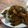 中国最北端の村を目指して 3  中国東北料理「地三鮮」