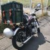 ホムセン箱積載その2!(改良版) バイクでキャンプツーリング