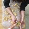 初めてのドーナツ作り◎