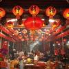 春節で賑わう台湾の市場と廟
