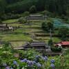 川上村の下多古集落 かつて林業最盛期に栄えた村