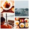 長崎港が一望できる県庁内レストラン「シェ・デジマ」