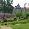 【長野・白馬】長野旅行記② 白馬グリーンプラザの庭を楽しむ【宿泊】