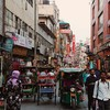 中年男性がインドの代官山と呼ばれる街でショッピングしたり、インドの若貴兄弟に再会するブログ