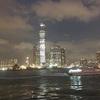 香港 上環のマカオ・フェリーターミナルからフェリーに乗る!@ 香港・澳門