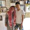 【無国籍】愛すべき平和活動家イブラヒムじいさんに会ってきた
