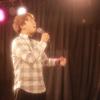 安永りょうさんの引退ライブ写真掲載のお知らせ