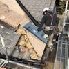 瓦工事の土葺きと乾式工法