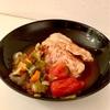 おうちごはん 豚スペアリブのトマト野菜煮込み