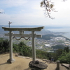 天空の鳥居「高屋神社」