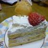 娘たちのバースデーケーキを地元のケーキ屋さん「こふれ」で注文した!こふれのケーキは美味しいぞ~!