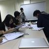 12月22日 ベトナムの仕事終わりはウイイレ!?日本語の勉強もおもしろい。