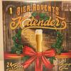 大人向けアドベントカレンダー 中身は24本のビール+グラス!