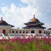 2012夏内モンゴルの旅【7+8日目】 :チンギスハンのお墓の町