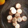 レモンライムのクッキー