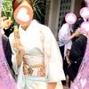 生徒さんから披露宴にお着物で出席しました画像が届きました(*^.^*)