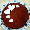 チョコケーキ☆すごい人気のあのレシピ&チョコケーキままごと