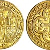 フランス エキュドール金貨1328年〜1350年フィリップ6世