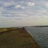 柏崎港西防波堤 管理釣り場