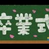 卒業謝恩会の案内 書き方 文例/サンプル(小学校など)