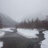 厳冬期の北アルプス 明神岳5峰 【前編】