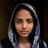 路上で見かける、美しいインド女性達