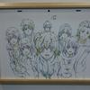3期を控える期待のアニメ「やはり俺の青春ラブコメは間違っている」原画展@Anime Japan2019