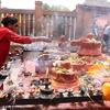 【ネパール旅行Day.3】カトマンズ宗教ツアー!ブダニールカンタとボダナートとパシュパティナートと時々チャイ