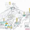 幕井貯水池(山形県村山)