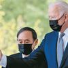 (韓国の反応) 菅首相、中国牽制を支持●来美を控えた文、悩みが深まる
