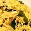 キャベツとわかめで美味しいナムルの作り方