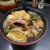 【新梅田食堂街】鴨門:小さいお店の鴨つけそば・・・いけますよ