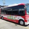 京阪バス 看板 4コマすまいりん