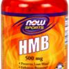 ナウフーズ HMBの成分・効果・口コミを徹底評価!