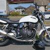 ヤフオクで新しいバイクを買った。スズキ イナズマ400のインプレッション【燃費・高速性能など】