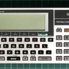 SHARP PC-1600KでBLOAD!