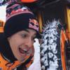 ★マルク・マルケス 雪山をスパイクタイヤ装着のRC213Vで走行!