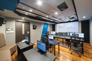HALF H・P STUDIO(幡ヶ谷)〜昨年9月にDolby Atmos Homeへ対応したばかりの気鋭スタジオ