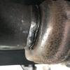 車検にてマフラー修理、スタビリンク交換