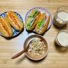 ミニマリストを目指す30代OLのシンプルなお弁当#1