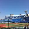 横浜スタジアムの観客席拡張工事の状況レポ