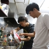 一流の料理人は、料理をしない人ばかりです。