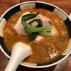 支那麺 はしご@銀座の太肉坦々麺